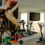 Espelhos para sala fitness