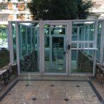 Clausura de vidro